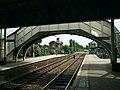 Beverley Railway Station looking southwards - geograph.org.uk - 877837.jpg