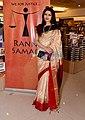 Bhagyashree at the launch of Abha Singh's book Stree-Dasha Aur Disha (05).jpg