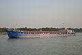 Bhavya - Vijai Marine 71 - General Cargo - IMO 9664603 - River Hooghly 2013-04-08 6054.JPG