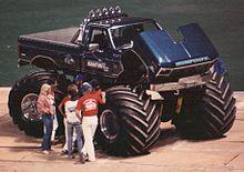 Bigfoot Truck Wikipedia