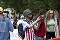 Bilderberg protest 2012 at Marriot Westfields Chantilly VA. (7332522688).jpg