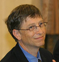 Billionaire Bill Gates