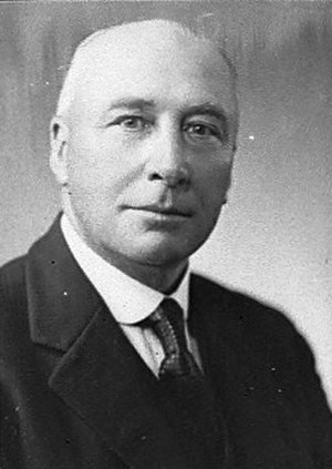Bill Parry (politician) - Photograph of Bill Parry taken in 1935.