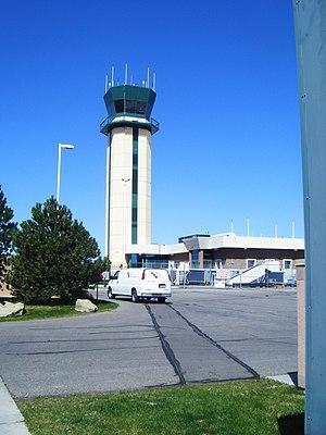 Billings Logan International Airport - Billings Logan Intl Airport tower