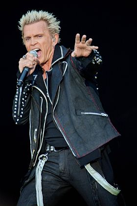 Bili Ajdol (Billy Idol)