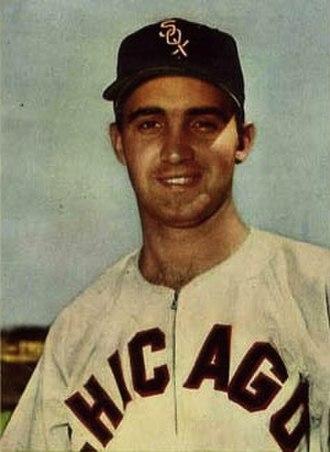 Billy Pierce - Pierce in 1955.