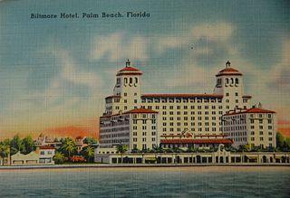 Biltmore Hotel Palm Beach