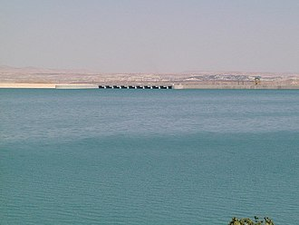 Birecik Dam Cemetery - Picture of the Birecik Dam
