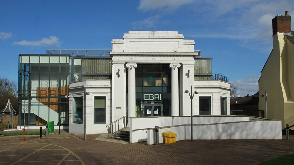 Birmingham EBRI front