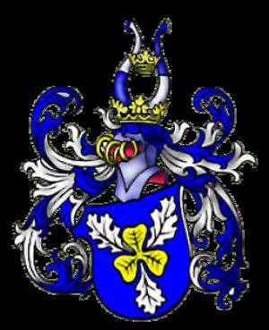Herbert von Bismarck - Image: Bismarck Wappen