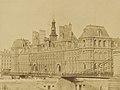 Bisson Frères, Hotel de Ville, Paris, 1859.jpg