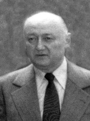 Béla Biszku - Béla Biszku in 1985