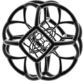 Bitruncated tesseract stereographic.png