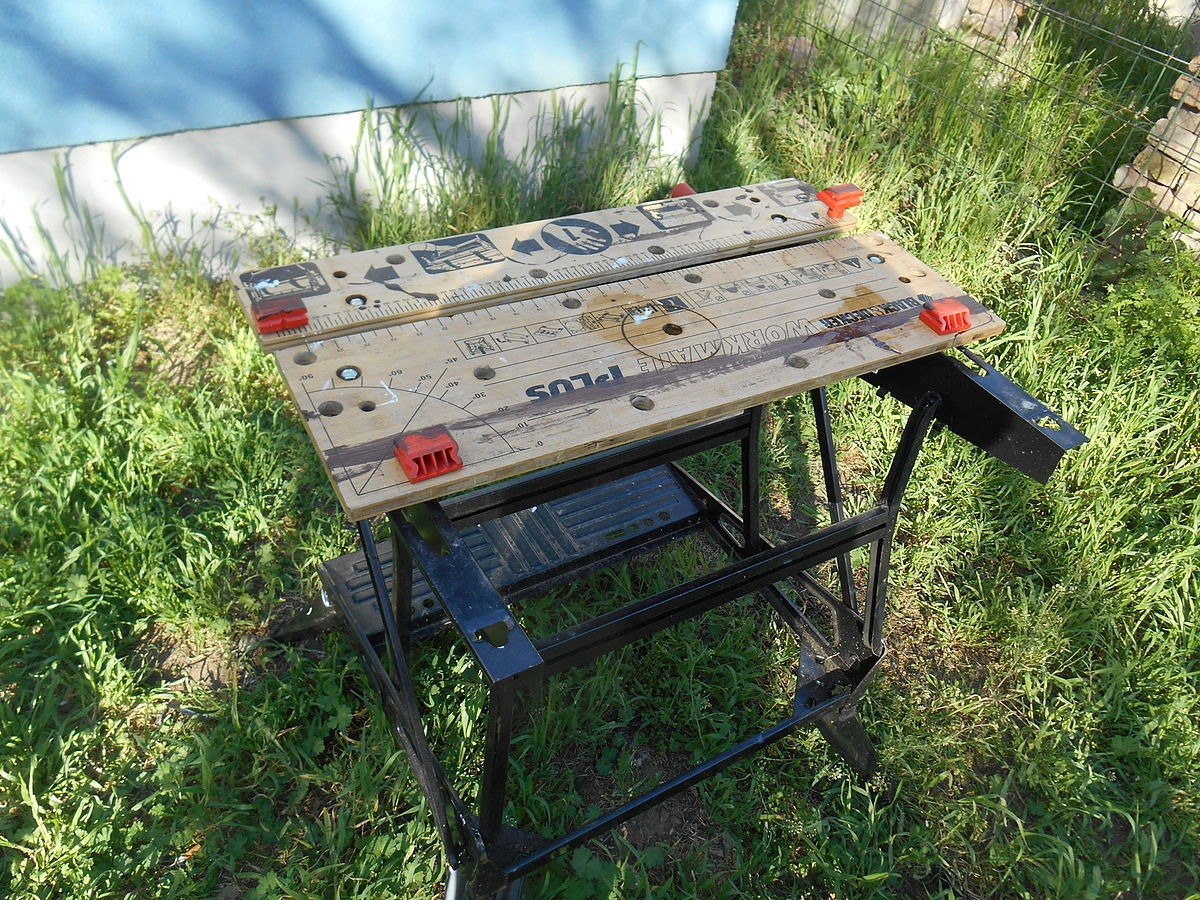 Black Amp Decker Workmate Wikipedia