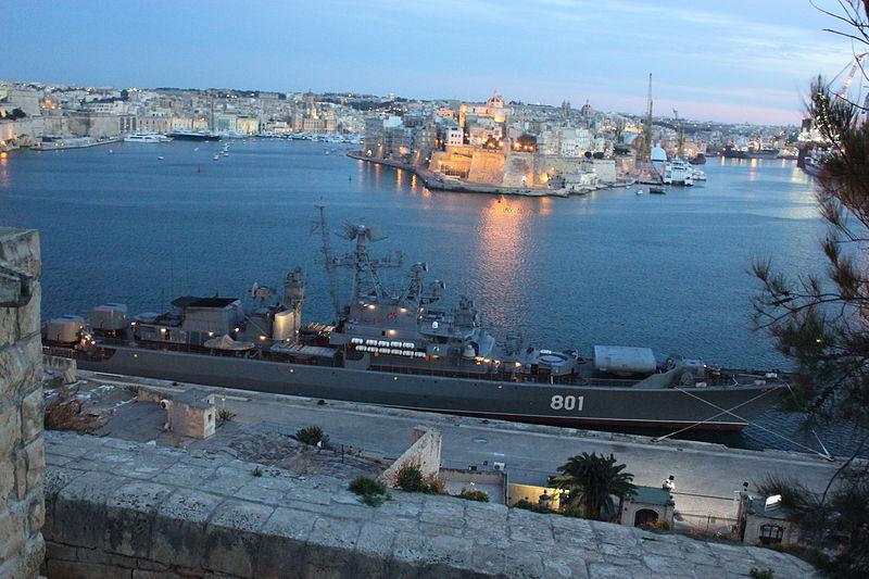 File:Black Sea Fleet (BSF) frigate Ladny.JPG