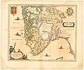 Blaeu 1645 - Diœcesis Stavangriensis & partes aliquot vicinæ.jpg