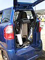 Blue Commuter Cars Tango T600 rear.JPG