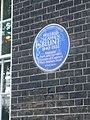 Blue plaque, 15 Buckingham Gate, SW1 - geograph.org.uk - 913199.jpg