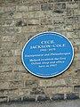 Blue plaque in Broad Street - geograph.org.uk - 2399174.jpg
