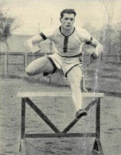 Bob Tisdall athletics competitor