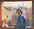 Boccioni - Ritratto di scultore, 1907.jpg
