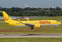 D-ATUK - B738 - TUI fly