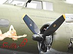 Boeing B-17G Flying Fortress 'Sally B' (18175542265).jpg