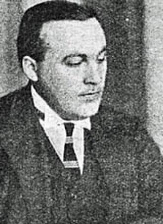 Efim Bogoljubov - Image: Bogoljubow 1925