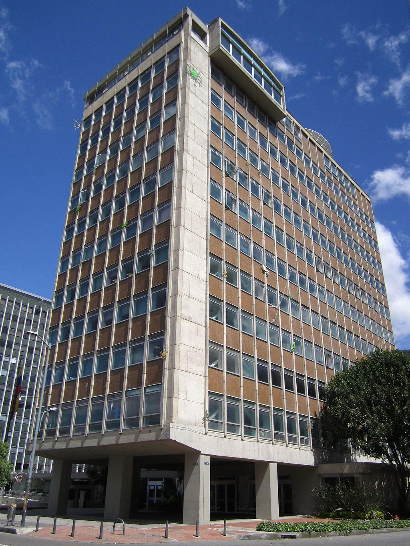 Bogotá edificio de Ecopetrol