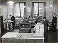 Bokbinderiet i vestfløyen, Universitetsbiblioteket (9563844942).jpg