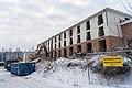 Bondelia husmorskole rives ned til grunnen 08.jpg