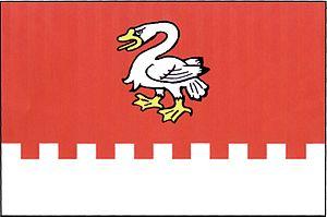 Bor (Tachov District) - Image: Bor (okres Tachov) vlajka