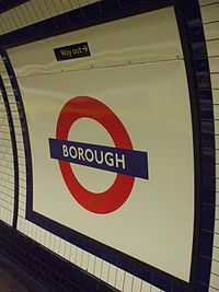 Borough station roundel.JPG