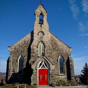 Boston Presbyterian Church - Boston Presbyterian Church (Milton, Ontario)