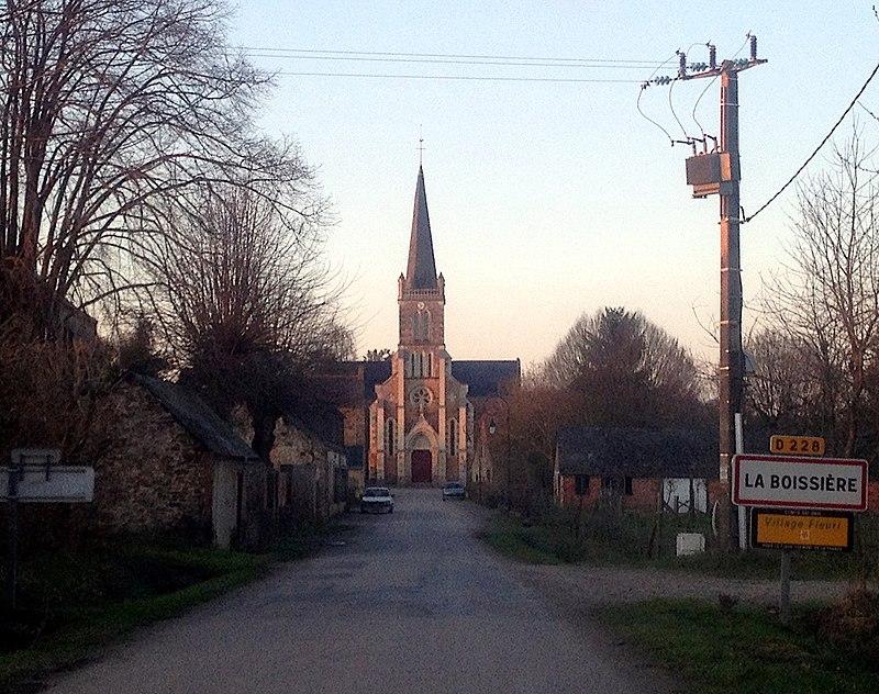 Mayenne, France