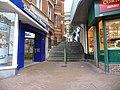 Bournemouth, Dalkeith Steps - geograph.org.uk - 1099048.jpg