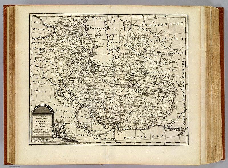 File:Bowen, Emanuel. Persia, adjacent countries. 1747.jpg