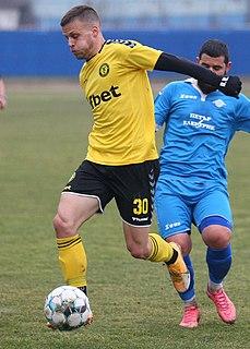 Bozhidar Vasev Bulgarian footballer