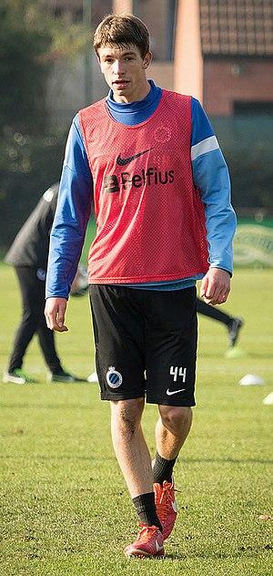 Brandon Mechele - Mechele with Club Brugge