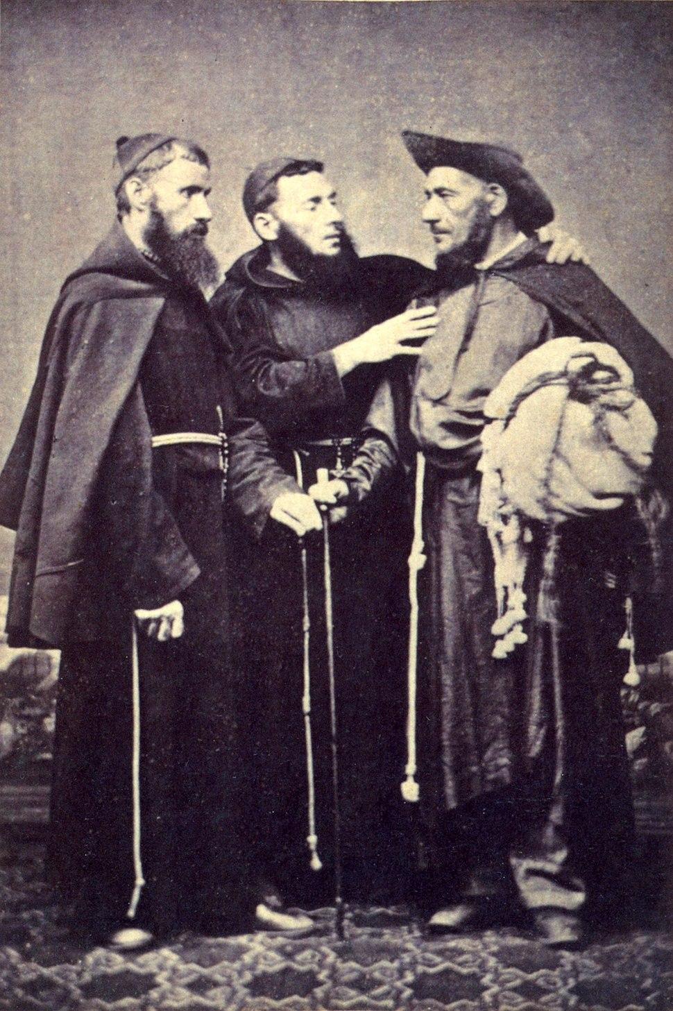 Brazilian friars 1875