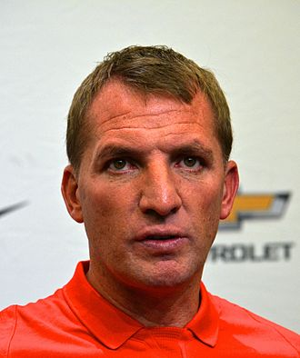 Brendan Rodgers - Rodgers with Liverpool in 2014
