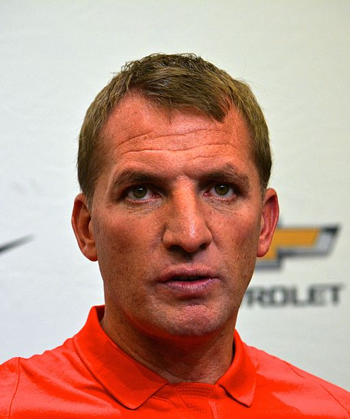 Brendan Rodgers 2014 (cropped)