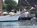 Brest2012-Etoile et belle poule - proues.JPG