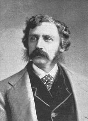 "The Heathen Chinee - Bret Harte in 1871, about a year after publishing ""The Heathen Chinee"""