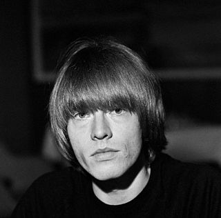 Brian Jones British multi-instrumentalist, founding member of the Rolling Stones