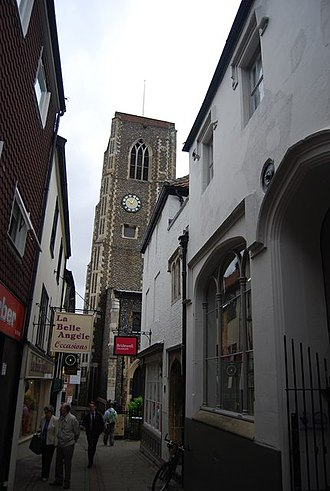 Grade I listed buildings in Norwich - Image: Bridewell Museum, Norwich geograph.org.uk 3824217