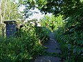 Bridge over the old Stourbridge to Wombourne line - geograph.org.uk - 1917542.jpg