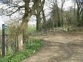 Bridleway north of Longleat - geograph.org.uk - 756955.jpg