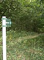 Bridleway towards Wyfold Lane in Checkendon, Oxfordshire.jpg
