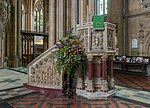 File:Bristol Cathedral Pulpit, Bristol, UK - Diliff.jpg